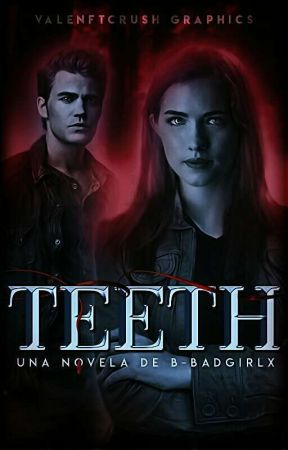 TEETH ── Stefan Salvatore  by B-badgirlx
