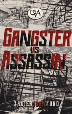 Gangster vs. Assassin by XavierJohnFord