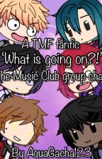 💬 | What is going on?! | The Music Club Group Chat | A The Music Freaks Fanfic by AquaGacha123