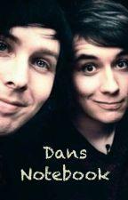 Dan's Notebook by Daria-RAWR