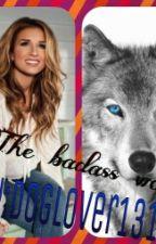 The badass wolf by doglover1314