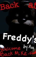 Back at Freddy's by AceTheWolf