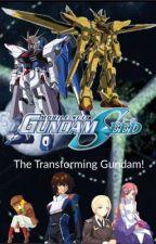Gundam Seed: A Transforming Gundam! by AlexMagnie