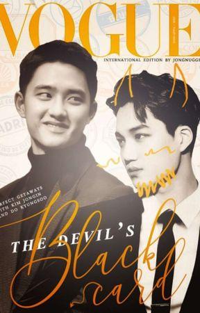 The Devil's Black Card  (Kaisoo) - Traducción by SehunTime