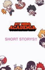 My Hero Academia Next Gen Shorts! by TodoKim12