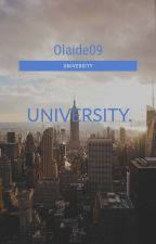 UNIVERSITY by olaide09