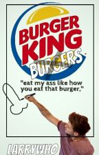 burger king burgers {stylinson} by larrywho
