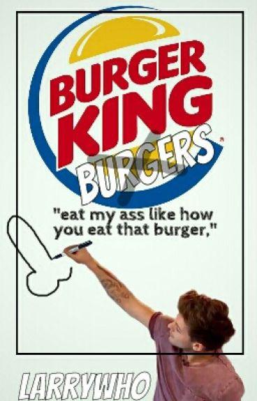 burger king burgers {stylinson}