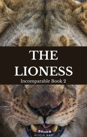 The Lioness by AliciaNayNay