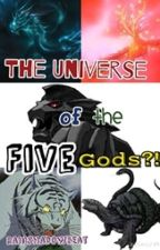 ON HIATUS: The Universe of the Five Gods?! (A Fushigi Yuugi Fanfiction) by blacklysophisticated
