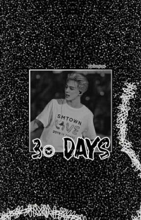 [11] 30 Days ~ Chanbaek Yaoi! by allerawinter