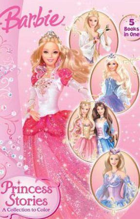 Barbies Enchanted Princess Stories