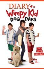 Diary Of A Wimpy Kid Dog Days by pink_girl_maiden