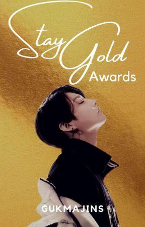 Stay Gold BTS Awards by Gukmajins