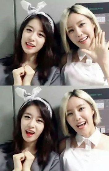 [Shortfic][MinYeon/JiMin] Unnie yêu em, đồ xấu xa!