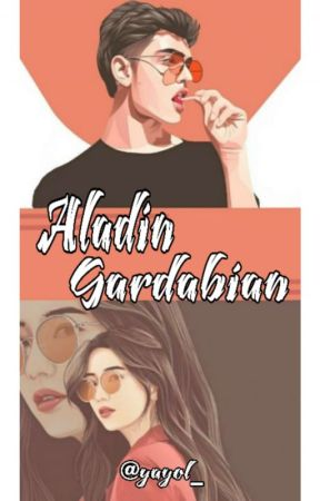 Aladin Gardabian by yayol_