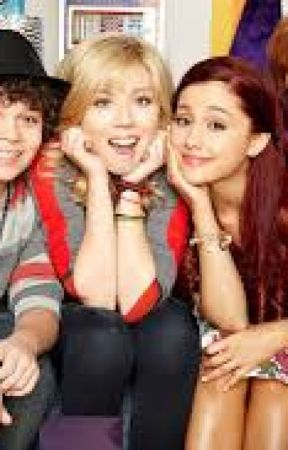 Sam And Cat Kiss Twinfection
