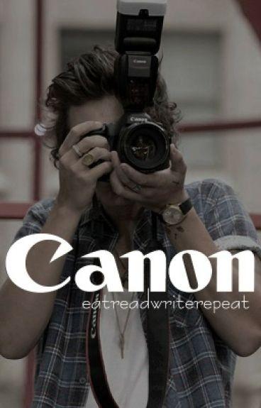 Canon | (Harry Styles AU)