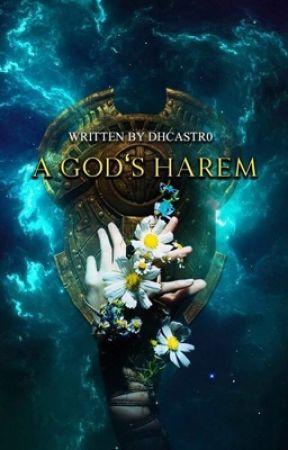 A God's harem  by DHCastr0