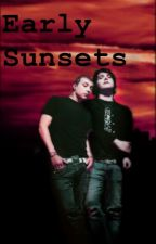 Early Sunsets (my chemical romance, Frerard fanfic, vampire) by louisewhofan