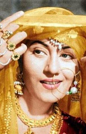 The Legend of Anarkali by julietscrown