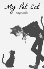 My Pet Cat by maycrusade