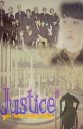 """Justice"" by RulykyuChohyunra"