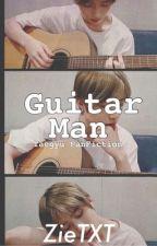 Guitar Man    Taegyu    Coming soon! by ZieTXT
