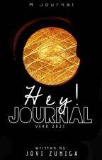 Hey! Journal by Zzzivoj