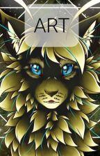 My artbook 2 by MysteryCat16