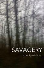 Savagery (5SOS) by checkyestrisha