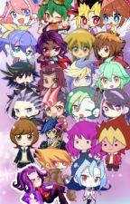 Dimensional Life (All Yu-Gi-Oh!Dimension Funny Chapters) by KamishiroYuzu8
