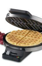 The Waffle Maker by SilverAngelCat