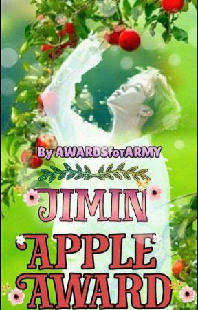 JIMIN APPLE AWARD [OPEN] by AWARDSforARMY
