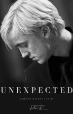 Unexpected - Draco Malfoy X OC by thenameisZ