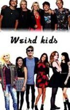 Weird kids by earthtoshelby