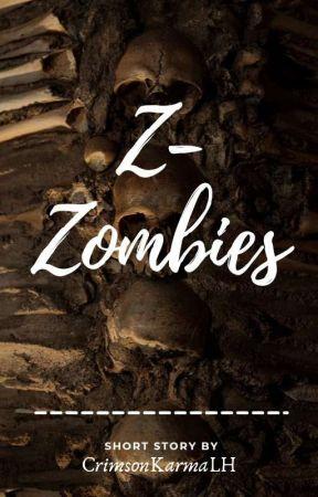 Z-Zombie by CrimsonKarmaLH