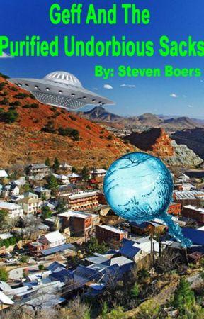 Alien story - working on the title by StevenBoers