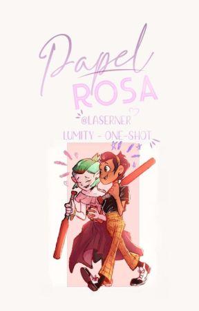 | Papel Rosa | Lumity OneShot | by Laserner