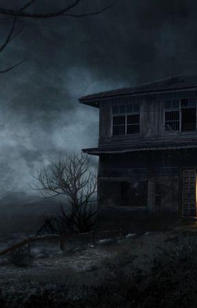 The Edwards House (original oneshot) by aweebwithanxiety