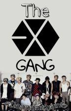 The EXO Gang by ellaaaaazhang