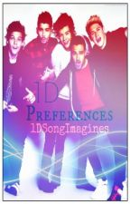 1D Preferences by 1DSongImagines