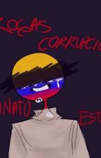 RUSIA X COLOMBIA by Yuuchankun
