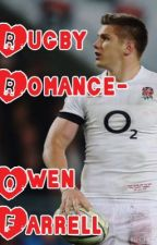 Rugby Romance- Owen Farrell by sprinkleoflight