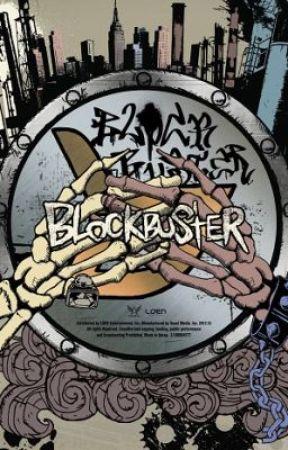 BLOCKBUSTER - Block B by PilYang