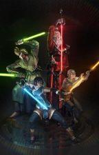 Star Wars vs Avatar The Last Airbender by ShockTrooperCorps