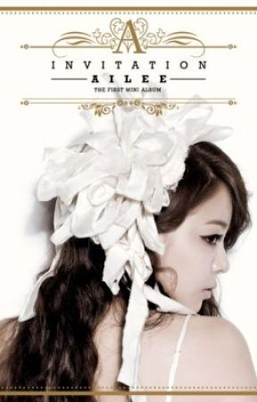 INVITATION - Ailee by PilYang