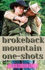 brokeback mountain one-shots by jackiesbookshelf