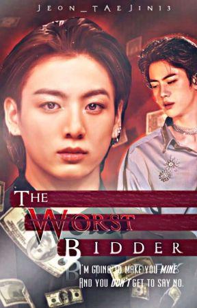 The Worst Bidder | Kookjin by Jeon_Taejin13
