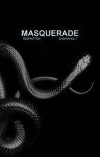Masquerade [1] → Tom Riddle [Rewritten] by saskiahdlt